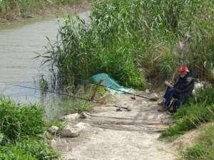 Рыбалка на Пироговском водохранилище летом 2017