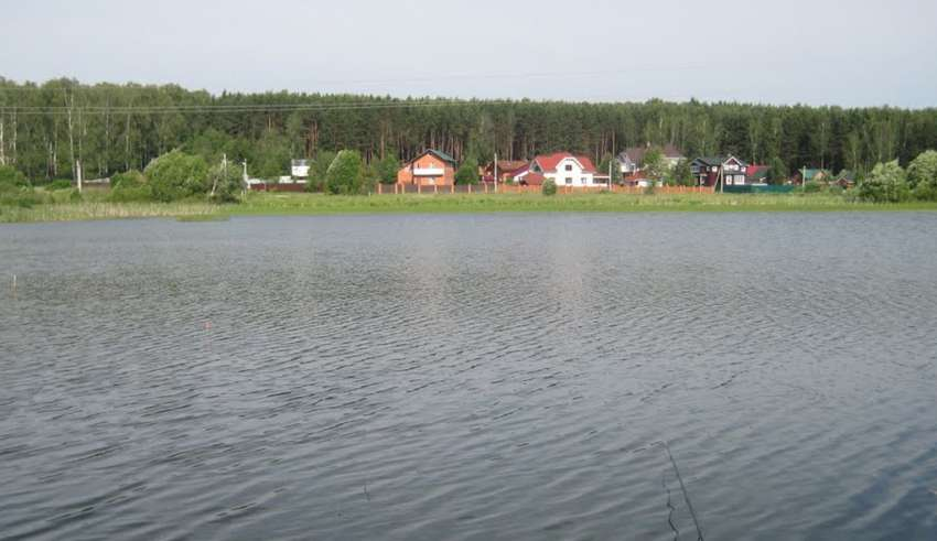 Рыбалка в Подольском районе 2017