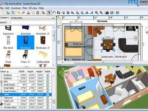 Программы для 3D дизайна интерьера
