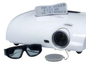 Как выбрать 3D очки для проектора