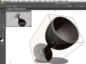 Как сделать 3D фото в Фотошопе