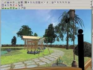 На садового участка программа дизайна русском