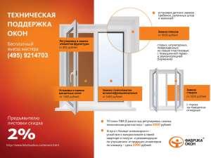 Рейтинг фирм по установке пластиковых окон в Москве 2018